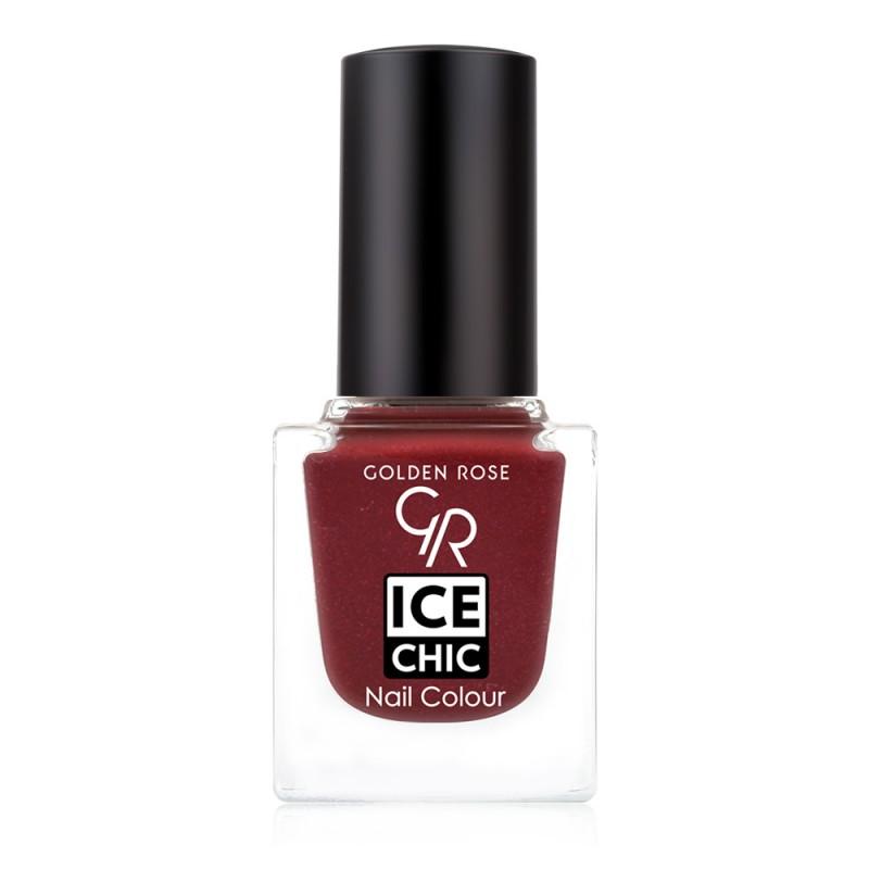 Ice Chic Nail Colour - Lakier do paznokci - 22- Golden Rose
