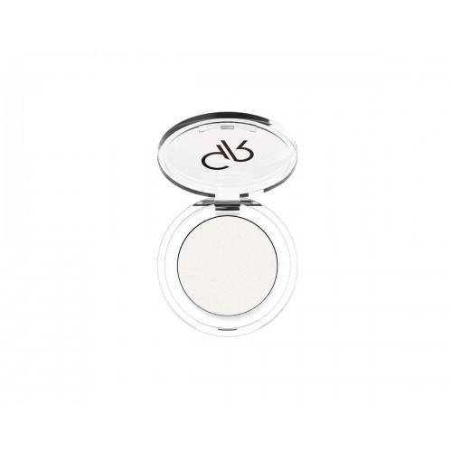 Soft Color Pearl Mono Eyeshadow - Perłowy cień do powiek - 41 - Golden Rose