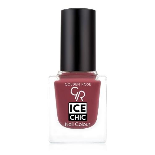 Ice Chic Nail Colour - Lakier do paznokci - 23- Golden Rose