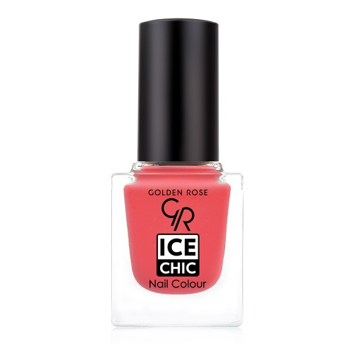 Ice Chic Nail Colour - Lakier do paznokci - 24- Golden Rose