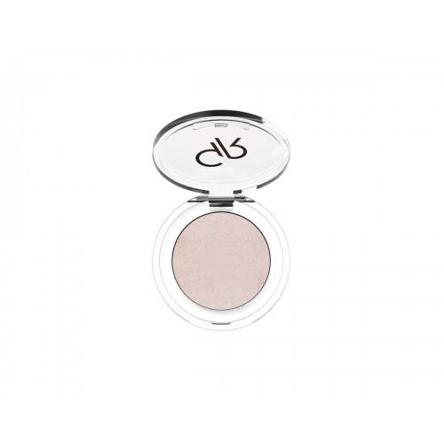 Soft Color Pearl Mono Eyeshadow - Perłowy cień do powiek - 42 - Golden Rose