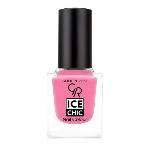 Ice Chic Nail Colour - Lakier do paznokci - 27- Golden Rose