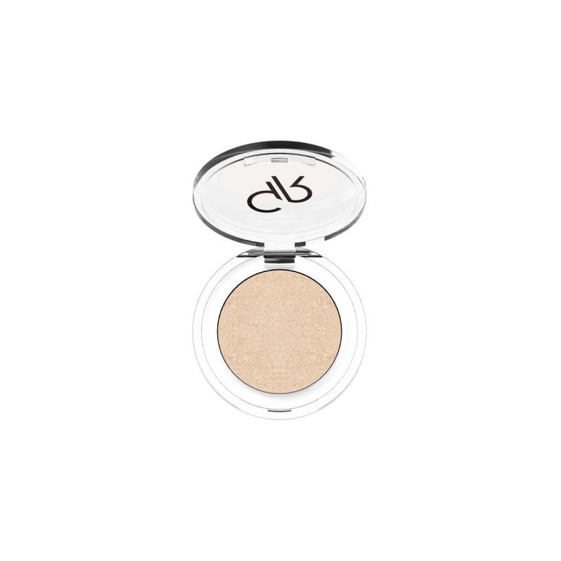 Soft Color Pearl Mono Eyeshadow - Perłowy cień do powiek - 44 - Golden Rose