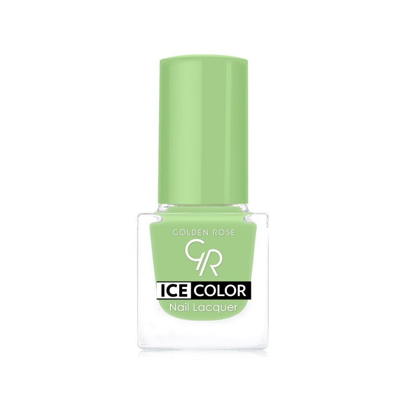 Ice Color Nail Lacquer – Lakier do paznokci - 176 - Golden Rose
