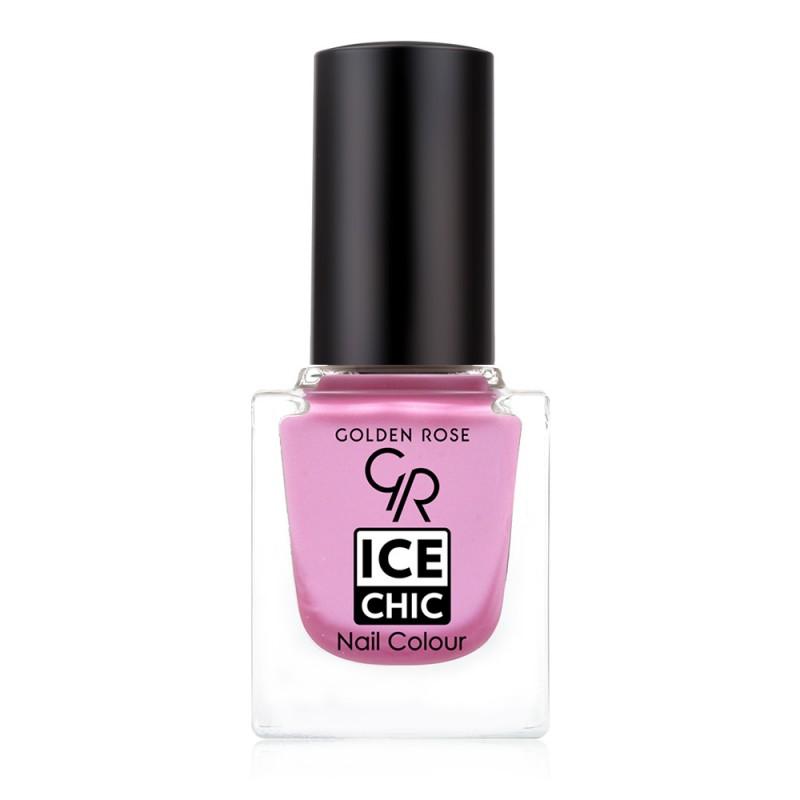 Ice Chic Nail Colour - Lakier do paznokci - 29- Golden Rose