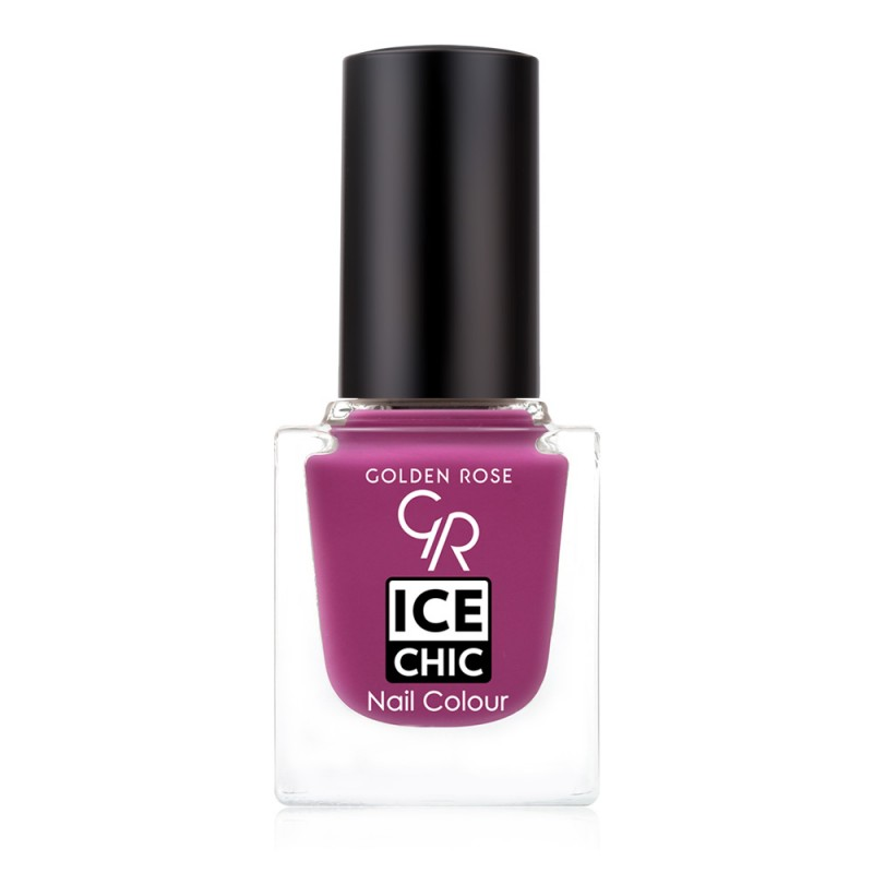 Ice Chic Nail Colour - Lakier do paznokci - 30- Golden Rose