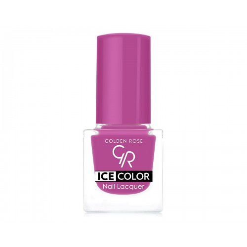 Ice Color Nail Lacquer – Lakier do paznokci - 177 - Golden Rose
