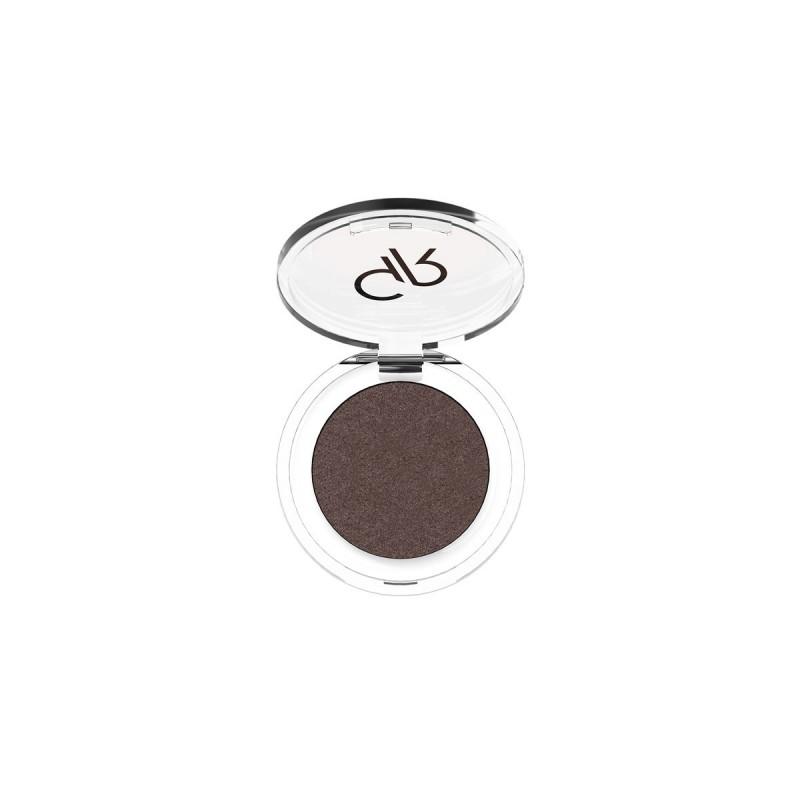 Soft Color Pearl Mono Eyeshadow - Perłowy cień do powiek - 47 - Golden Rose