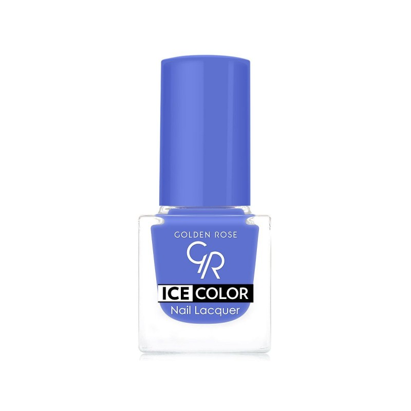 Ice Color Nail Lacquer – Lakier do paznokci - 179 - Golden Rose
