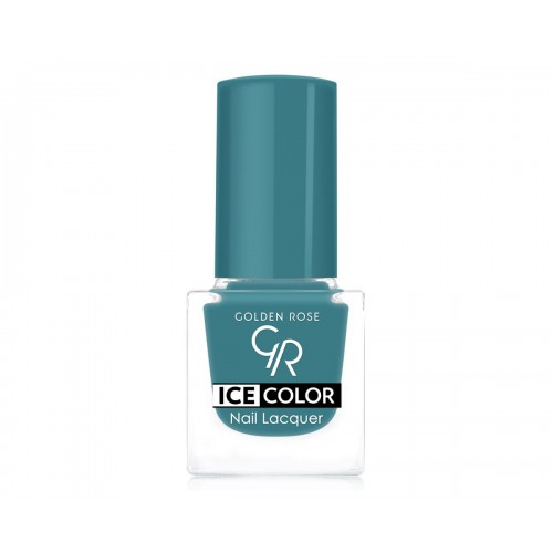 Ice Color Nail Lacquer – Lakier do paznokci - 181 - Golden Rose