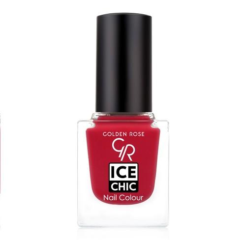 Ice Chic Nail Colour - Lakier do paznokci - 37- Golden Rose