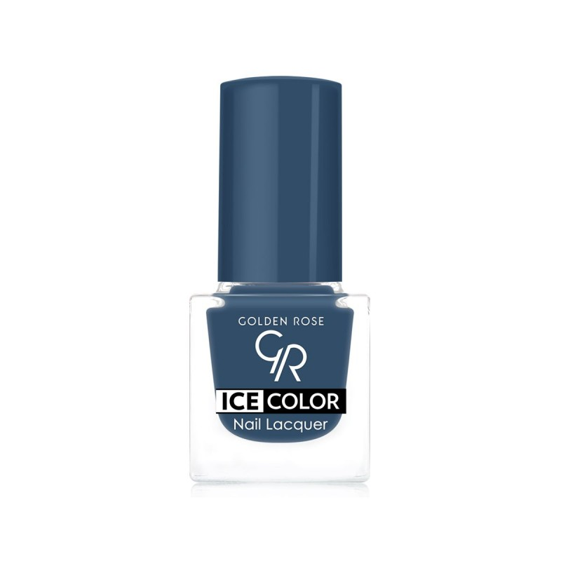 Ice Color Nail Lacquer – Lakier do paznokci - 182 - Golden Rose
