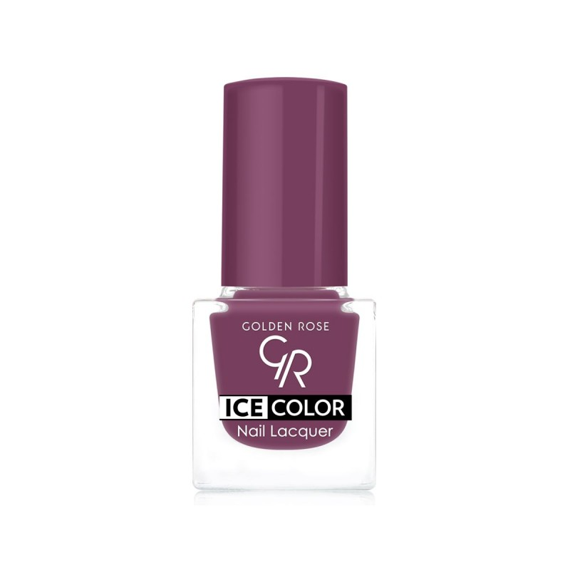 Ice Color Nail Lacquer – Lakier do paznokci - 183 - Golden Rose