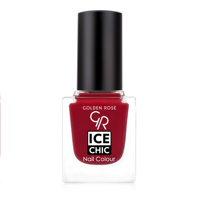 Ice Chic Nail Colour - Lakier do paznokci - 38- Golden Rose