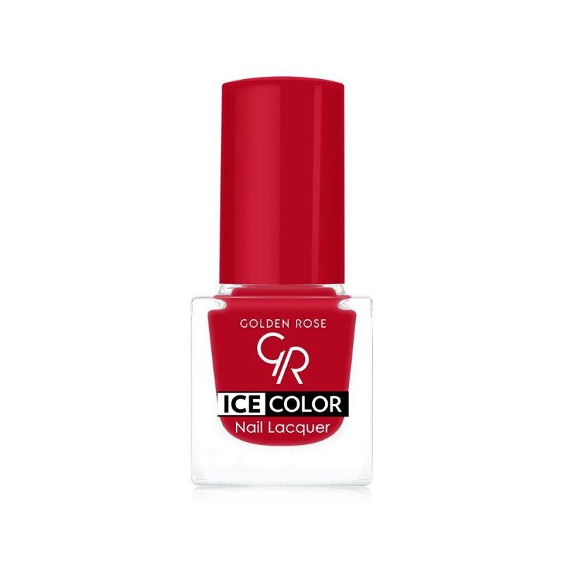 Ice Color Nail Lacquer – Lakier do paznokci - 186 - Golden Rose