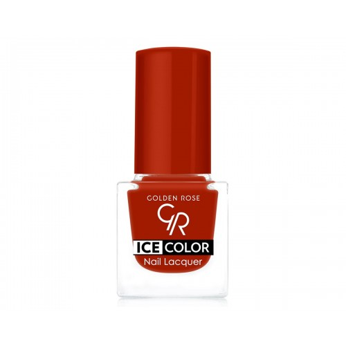 Ice Color Nail Lacquer – Lakier do paznokci - 187 - Golden Rose