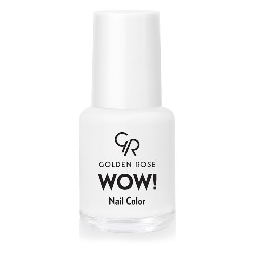 WOW Nail Color - Lakier do paznokci - 01 -  Golden Rose