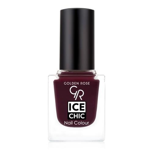 Ice Chic Nail Colour - Lakier do paznokci - 43- Golden Rose