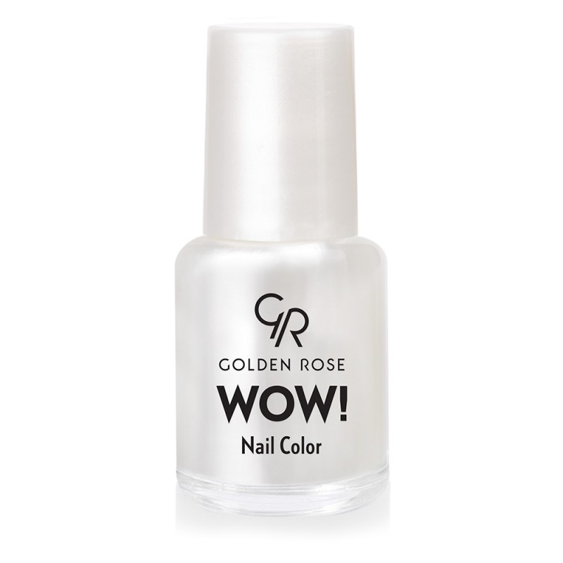 Golden Rose WOW Nail Color 02 Lakier do paznokci