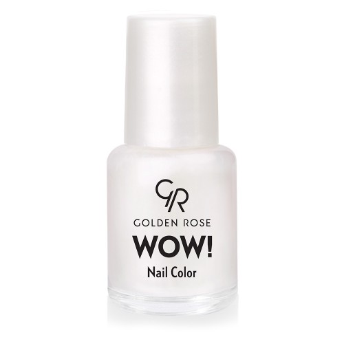 WOW Nail Color - Lakier do paznokci - 03 -  Golden Rose