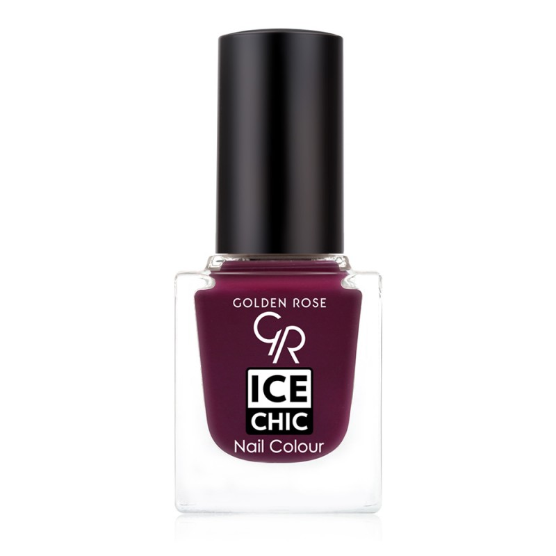 Ice Chic Nail Colour - Lakier do paznokci - 45- Golden Rose