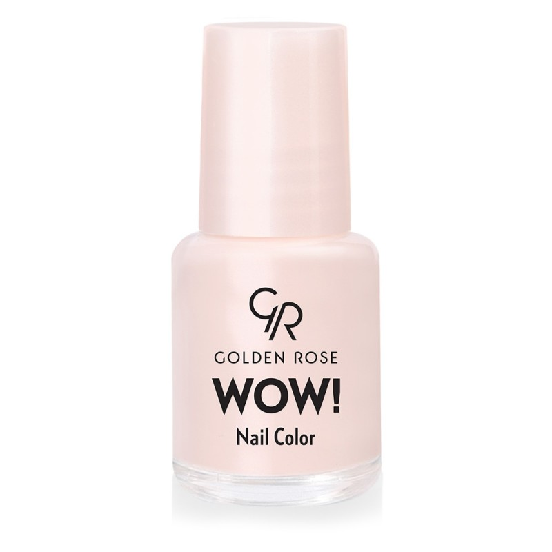 WOW Nail Color - Lakier do paznokci - 04 -  Golden Rose
