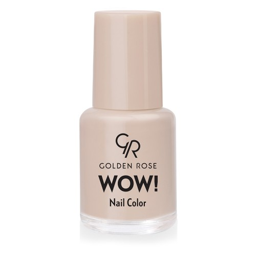 WOW Nail Color - Lakier do paznokci - 05 -  Golden Rose