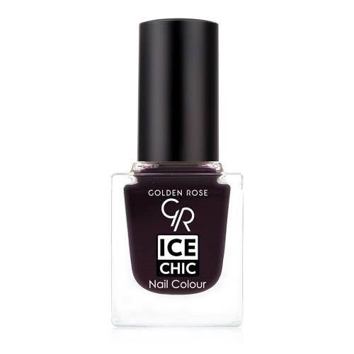 Ice Chic Nail Colour - Lakier do paznokci - 50- Golden Rose