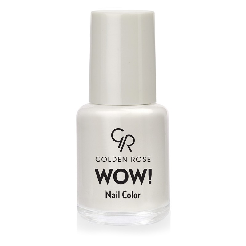 WOW Nail Color - Lakier do paznokci - 06 -  Golden Rose