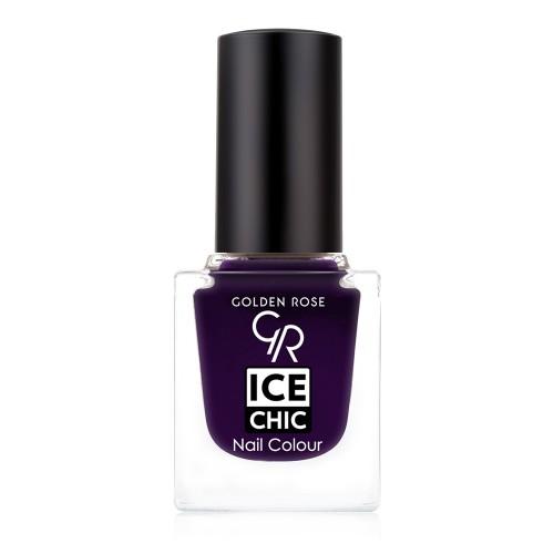 Ice Chic Nail Colour - Lakier do paznokci - 52- Golden Rose