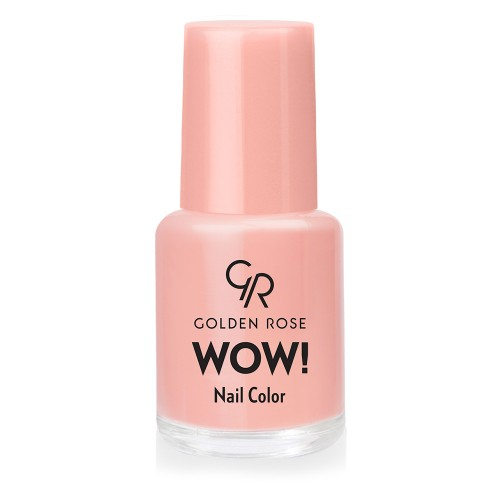 WOW Nail Color - Lakier do paznokci - 08 -  Golden Rose