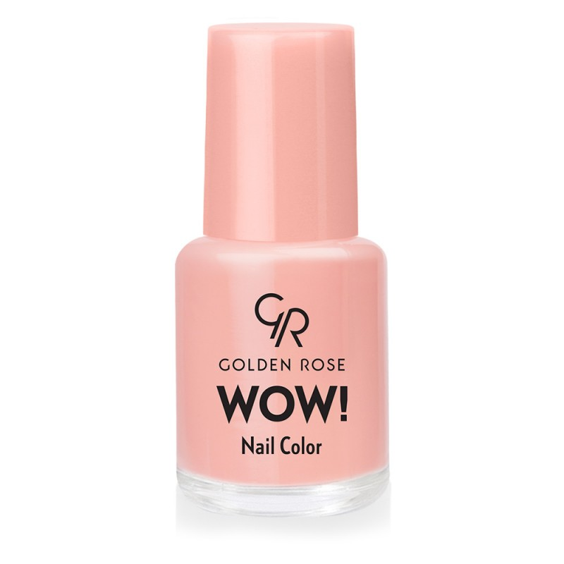 Golden Rose WOW Nail Color 08 Lakier do paznokci