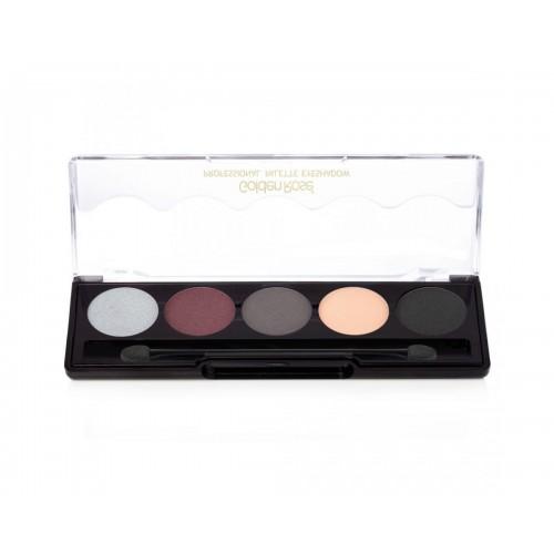 Golden Rose Professional Palette Eyeshadow 109 Paleta cieni do powiek