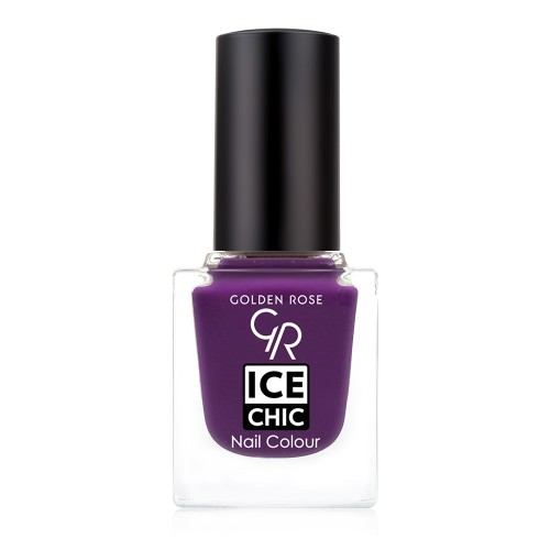 Ice Chic Nail Colour - Lakier do paznokci - 53- Golden Rose