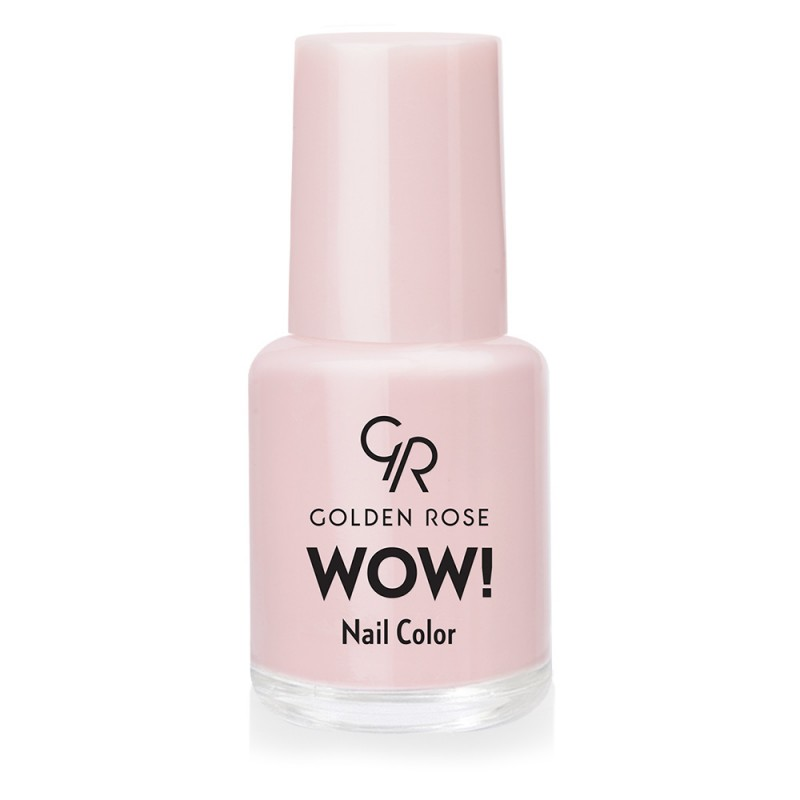 WOW Nail Color - Lakier do paznokci - 09 -  Golden Rose