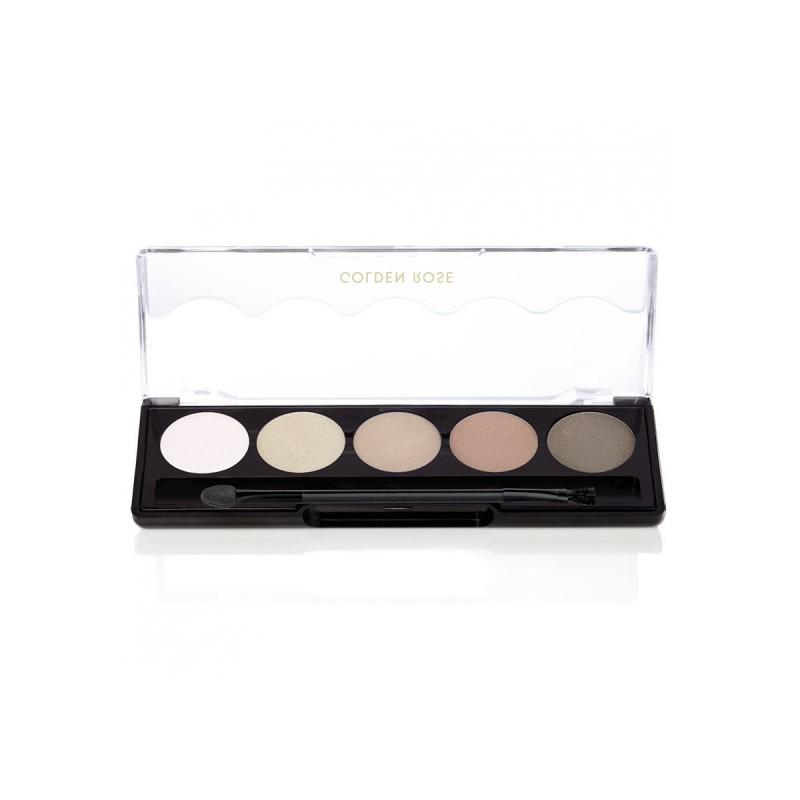 Golden Rose Professional Palette Eyeshadow 113 Paleta cieni do powiek