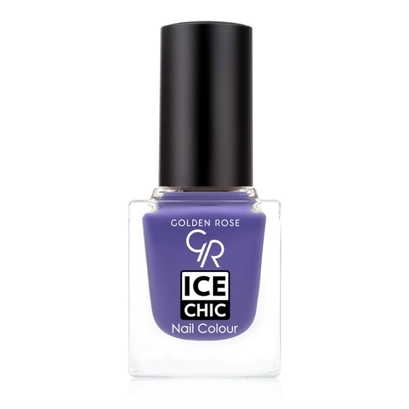 Ice Chic Nail Colour - Lakier do paznokci - 55- Golden Rose