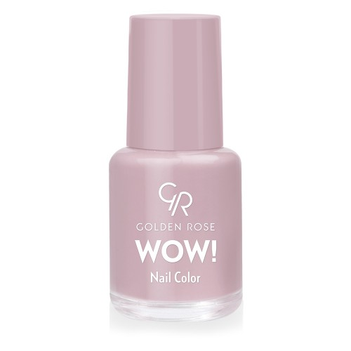 WOW Nail Color - Lakier do paznokci - 12 -  Golden Rose
