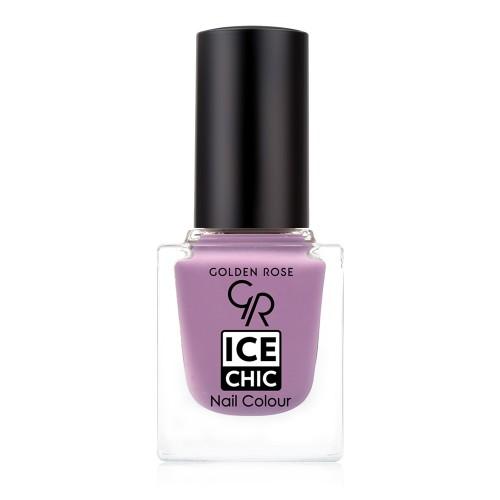 Ice Chic Nail Colour - Lakier do paznokci - 56- Golden Rose