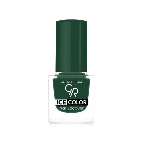 Ice Color Nail Lacquer – Lakier do paznokci - 189 - Golden Rose
