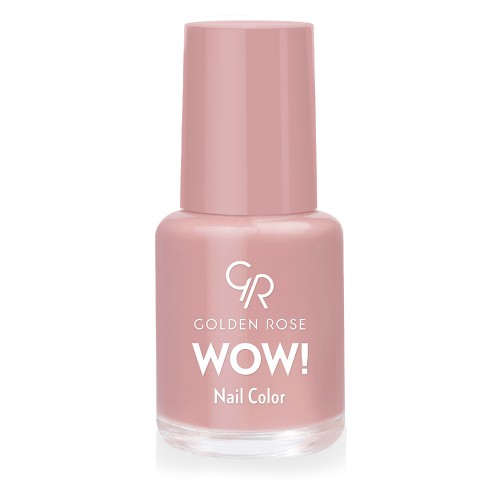 WOW Nail Color - Lakier do paznokci - 14 -  Golden Rose