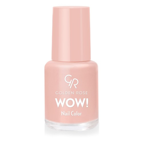 WOW Nail Color - Lakier do paznokci - 15 -  Golden Rose