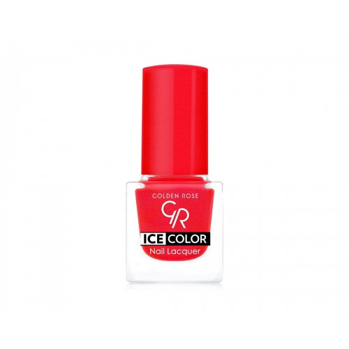 Ice Color Nail Lacquer – Lakier do paznokci - 192 - Golden Rose