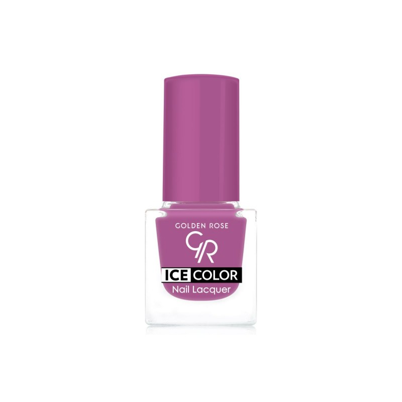 Ice Color Nail Lacquer – Lakier do paznokci - 193 - Golden Rose