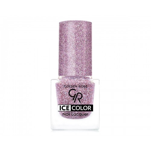Ice Color Nail Lacquer – Lakier do paznokci - 195 - Golden Rose