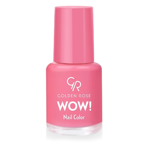 WOW Nail Color - Lakier do paznokci - 17 -  Golden Rose