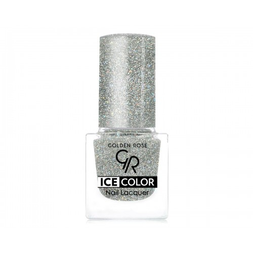 Golden Rose Ice Color Nail Lacquer 196 Lakier do paznokci