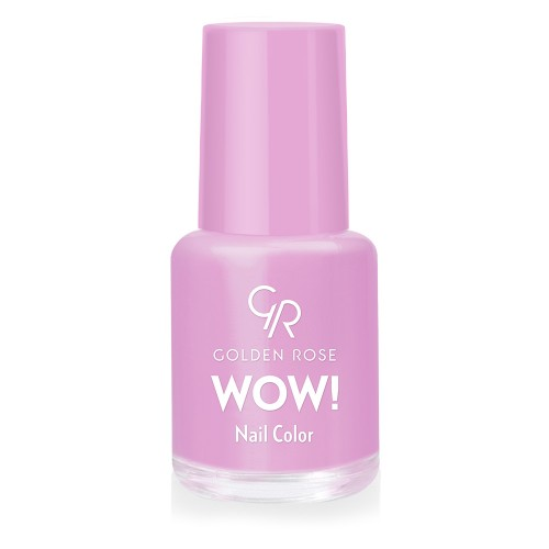 WOW Nail Color - Lakier do paznokci - 20 -  Golden Rose