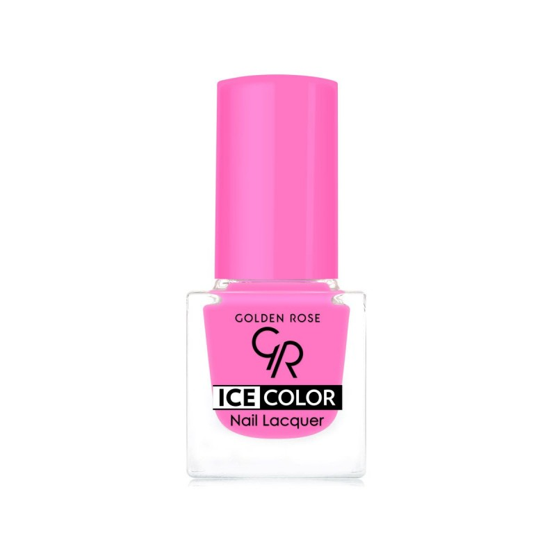 Golden Rose Ice Color Nail Lacquer 201 Lakier do paznokci