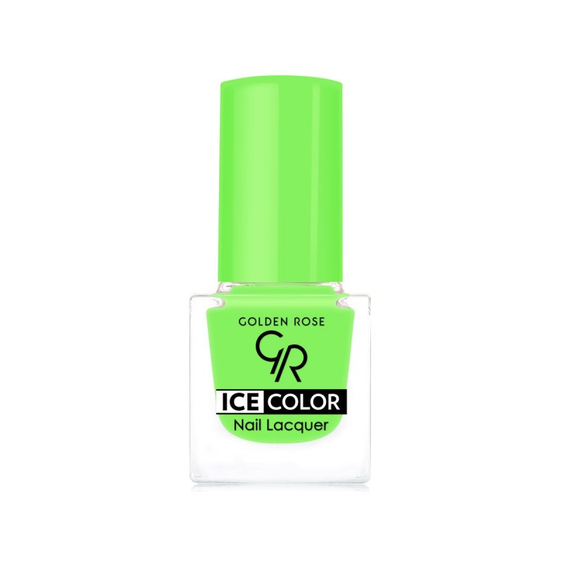 Ice Color Nail Lacquer – Lakier do paznokci - 202 - Golden Rose